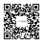 Safe Entry QR Code