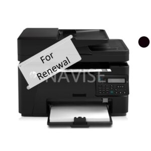 M225dw Printer Rental Renewal Credit