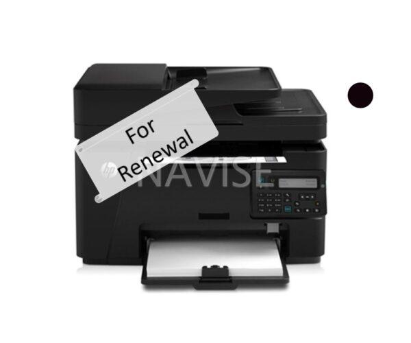 M225dw Printer Rental Renewal Credit