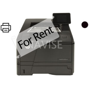 HP M401 Laser Printer For Rent