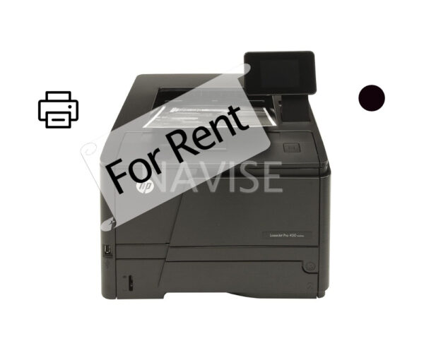 HP M401 Laser Printer For Rent
