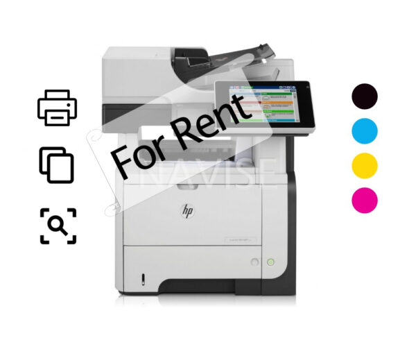 HP M575 Laser Printer For Rent