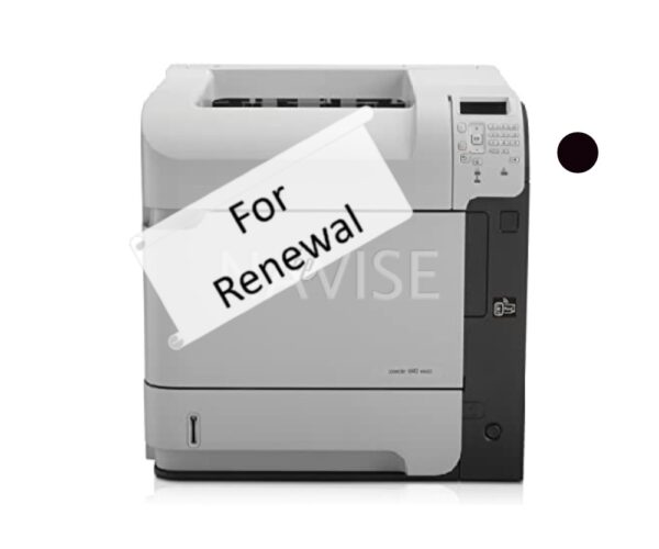 M600dn Printer Rental Renewal Credit